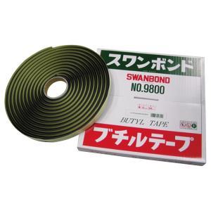 ●未加硫のブチルゴムをベースとしたテープ状のシーリング剤です。 ●金属、ガラス、プラスチック、ゴム等...