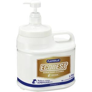業務用手洗い洗剤 強力油汚れ コスモビューティー アロエスト スーパーマイルドS 2.5kg アロエハンドクリーナー モクケン 10042|pvd1