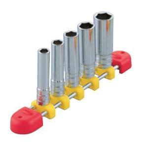 KTC工具 14  6.3sq  6角 ディープソケッ-ホルダーセット6点 7mm〜14mm  TB2L05|pvd1