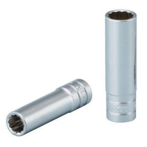 KTC工具 14  6.3sq 12角 ディープソケットミリ 5.5mm〜12mm  B2L-055W 〜 055W-12W|pvd1