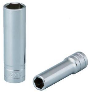 KTC工具 38 9.5sq 12角 ディープソケット インチ :25/32 13/16 7/8  B3L-25/32W  B3L-13/16W  B3L-7/8W|pvd1