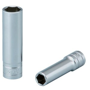 KTC工具 38 9.5sq 12角 ディープソケット ミリ:13mm 14mm 15mm  B3L-13W  B3L-14W  B3L-15W|pvd1