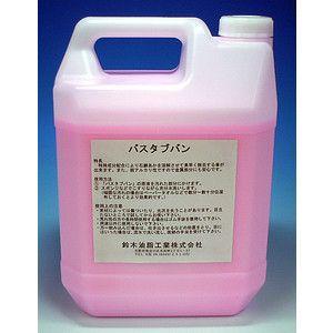 業務用 お風呂 洗剤 浴室内 磨き剤 バスタブバン 4kg S-2427|pvd1