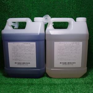 業務用 せんたく洗剤 油汚れ 強力 作業服 SYK ガッツエース 8L 詰替 鈴木油脂工業 S-2202|pvd1