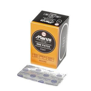 チューブパッチ 41x76mm 25枚 マルニ工業 ワンパッチL2 マルニ工業 10105 (O-113)|pvd1