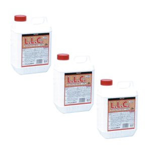 LLCクーラント不凍液 ロングライフクーラント2L 赤 濃度95% トヨタ用 P-791 3本セット|pvd1
