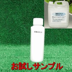 油のシミを抜き取る 業務用油染み除去剤 油染みカット お試し100ml  T-081-01|pvd1