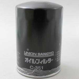 オイルフィルター オイルエレメント ユニオン産業  三菱  C-351  pvd1
