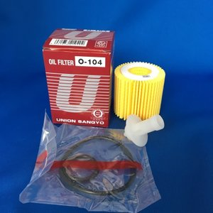 オイルフィルター オイルエレメント ユニオン産業   TOYOTA O-104 |pvd1