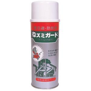 速乾性で作業も簡単なネズミよけ塗料 S-562|pvd1