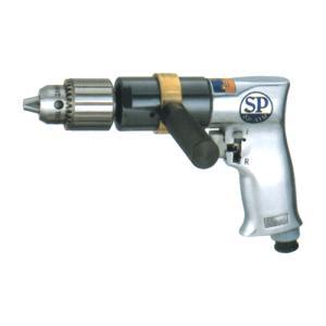 超精密チャック付 正逆回転機構 SP AIR エスピーエアー 13mm用ドリル   SP1527 SP-1527|pvd1