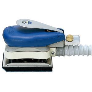 オービタルサンダーミニタイプ75mmx110mm吸塵式  エスピーエアーSP-AIR SP3900DFA3  SP-3900DF-A3|pvd1