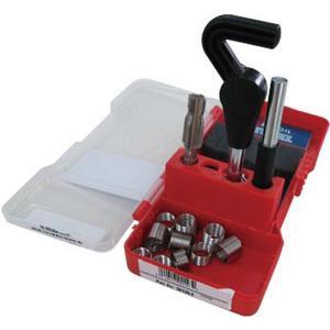 スパークプラグ用ネジ穴修理工具 リコイルキット M10-P1.00 RECOIL 38108-2|pvd1