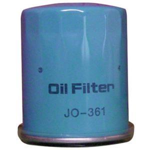 オイルエレメント オイルフィルター ユニオン産業 JO-361 ニッサン IHI アイチ TCM コマツ フォークリフト パワーショベル 発電機などの産業機械用|pvd1