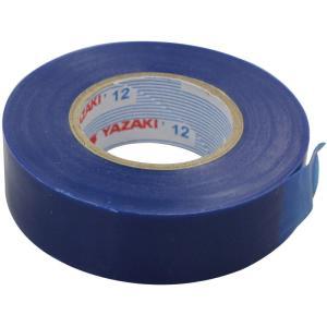 青 ナシジテープ 19mm×20m×0.2mm 10巻入/4013-A-115BL|pvd2