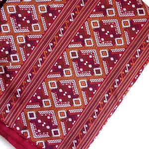 タイシルク  最高級 手織り タイシルク「ぺーワー」服地 スーツ一式分 約5m pwanpwan