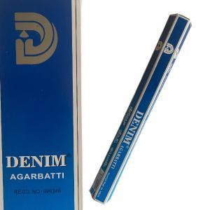 6角香 デニム香 約20本 インド香インセンス pwanpwan