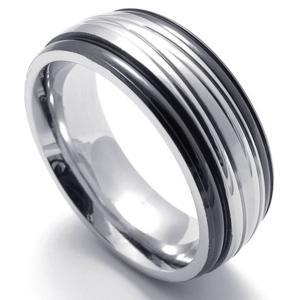 PW 高品質316Lステンレス 指輪 リング 条件付 送料無料 20083|pwatch2014