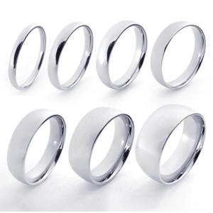 PW 高品質316Lステンレス シンプル 指輪 リング条件付 送料無料 21268|pwatch2014|03
