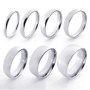 PW 高品質316Lステンレス シンプル 指輪 リング条件付 送料無料 21269 pwatch2014 03