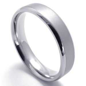 PW 高品質316Lステンレス カップル 指輪 リング 条件付 送料無料 21670|pwatch2014