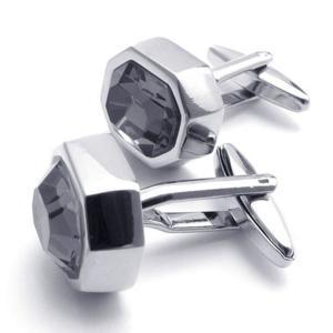 PW 高品質316Lステンレス  カフス ボタン 条件付 送料無料 22065 pwatch2014