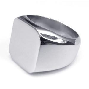 PW 高品質316Lステンレス 印台 指輪 リング 条件付 送料無料 22259 pwatch2014 02