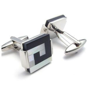 PW 高品質真鍮 ステンレス現代上品 カフス ボタン 条件付 送料無料 22308 pwatch2014