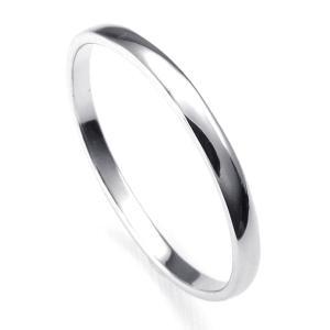PW 高品質925純銀シルバー シンプル 指輪 条件付 送料無料 24683|pwatch2014