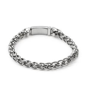 バングル[ラッピング対応] PW 精良SUS316L製 銀金黒の3色 シンプル ファッション bracelet /  長さ220mm 幅8mm 条件付送料無料61982|pwatch2014