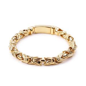 バングル[ラッピング対応] PW 精良SUS316L製 銀金灰の3色 薔薇のデザイン ローゼ ROSE bracelet /  長さ200mm 幅13mm 条件付送料無料61997|pwatch2014