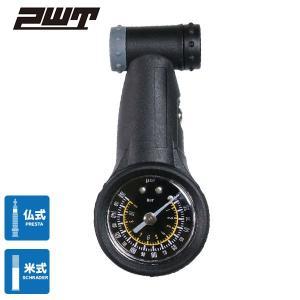 PWT 空気圧計 タイヤゲージ エアゲージ AG160