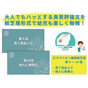 ピグマリオン論説紙芝居国語 第9話〜第10話 pygmalion-hd
