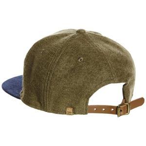 ビラボン ニット帽 AG014-923 OLV 日本 F-(FREE サイズ) qalib