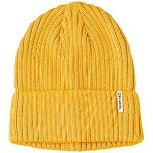 ビラボン ニット帽 AG014-917 YEL 日本 F-(FREE サイズ) qalib