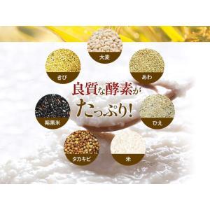 うるおいの里 雑穀麹の生酵素 1袋(60粒 約30日分)