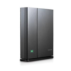 エレコム WiFi 無線LAN ルーター 11ac ac1750 1300+450Mbps 3階建/...