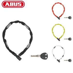 [GWも営業中]ABUS 1500 LOCK CHAIN KEY アバス 1500ロックチェーン 1100mm 自転車の盗難防止に|qbei
