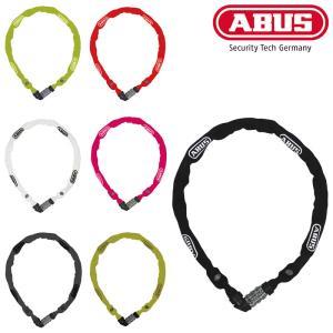 《即納》[GWも営業中]ABUS 1200 LOCK CHAIN COMBINATIONS アバス 1200ロックチェーン 自転車の盗難防止に|qbei