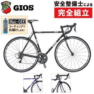 GIOS ジオス 2017年モデル FENICE フェニーチェ クロモリロードバイク qbei
