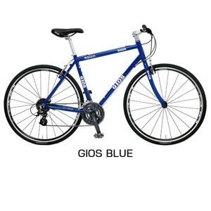 【サイクリングにおすすめ】GIOS(ジオス) 2018年モデル MISTRAL(ミストラル)|qbei