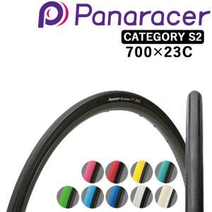PANARACER パナレーサー CATEGORY S2 カテゴリー S2 アーバンロード用クリンチャータイヤ 700×23C qbei