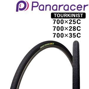 [GWも営業中]PANARACER パナレーサー TOURKINIST ツーキニスト 700×25Cクロス・ツーリング用タイヤ《P》|qbei
