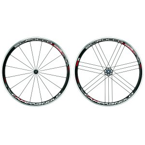 Campagnolo カンパニョーロ SCIROCCO35 シロッコ 35 前後セット シマノ用《P》