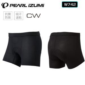 《即納》[GWも営業中]【2019春夏モデル】PEARL IZUMIパールイズミ メッシュインナーパンツ W742 オールシーズン対応《P》|qbei