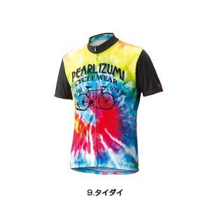 PEARL IZUMI パールイズミ 2016年春夏モデル サイクルプリントジャージ 334-B qbei