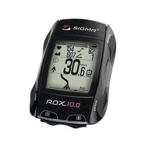《即納》【在庫処分】SIGMA(シグマ) ROX10.0GPS BASIC 本体のみ(センサー別) GPSナビ搭載モデル トラックナビゲーション機能付き《S》|qbei