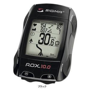 《即納》[土日祝もあすつく]SIGMA シグマ ROX10.0GPS SET 本体+センサーセット《S》