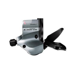 SHIMANO CLARIS シマノクラリス SL-2400左右レバーセットシフトケーブル付2-8S ロード用シフトレバー ロード用 qbei