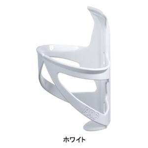 SHIMANO PRO シマノ プロ ボトルケージ グラスファイバー ホワイト PRBC0008 ボトルケージ